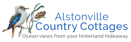 Alstonville Country Cottages Logo
