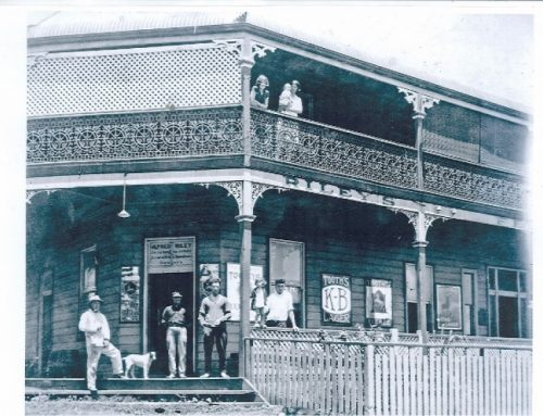 The Federal Hotel – Historic Buildings Of Alstonville